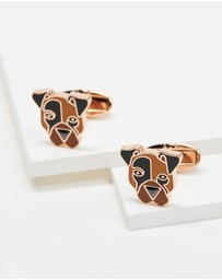 Paul Smith - Puppy Face Cufflinks