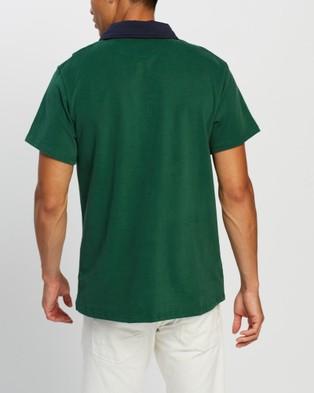 Justin Cassin Norwood Polo Shirt - Shirts & Polos (Green)