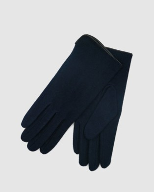 Morgan & Taylor Valentina Gloves - Scarves & Gloves (Navy)