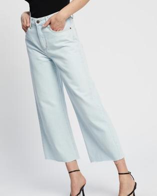 Nobody Denim Skylar Ankle Jeans - Crop (Glimmer)