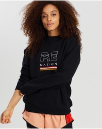 P.E Nation - Ignition Sweat Top