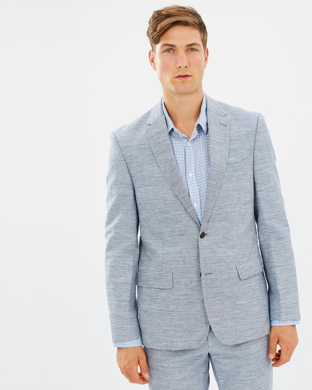 Tallows Suit Jacket by Sportscraft Online | THE ICONIC | Australia