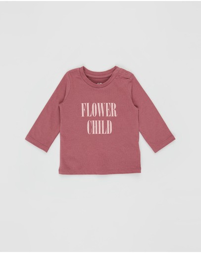Cotton On Baby - Jamie Long Sleeve Tee - Babies