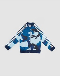 adidas Originals - Camo SST Track Jacket - Teens