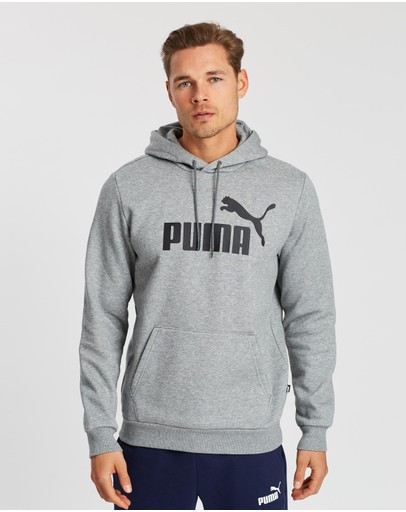 Puma - Essential Fleece Big Logo Hoodie