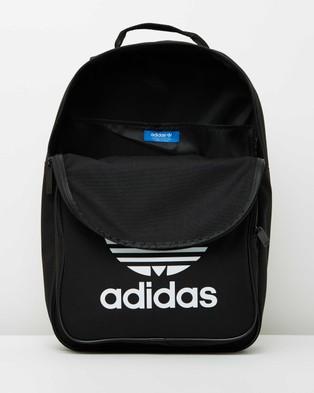 adidas Originals Classic Trefoil Backpack - Backpacks (Black)