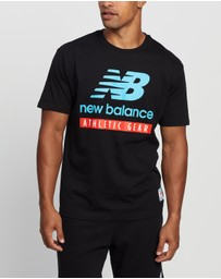 New Balance - NB Essentials Logo Tee