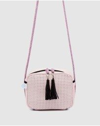 Chuchka - Carli Neoprene Crossbody Bag