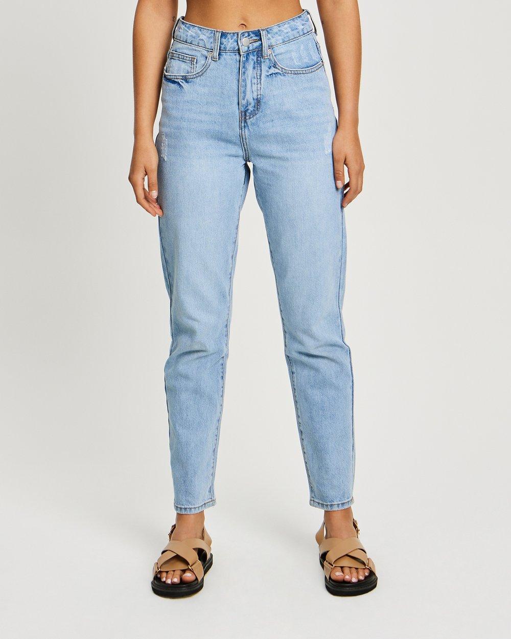 new product 3d4ad 28b6f Radical Mum Jeans