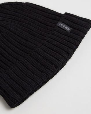 Le Bent Buddy Beanie - Headwear (Black)