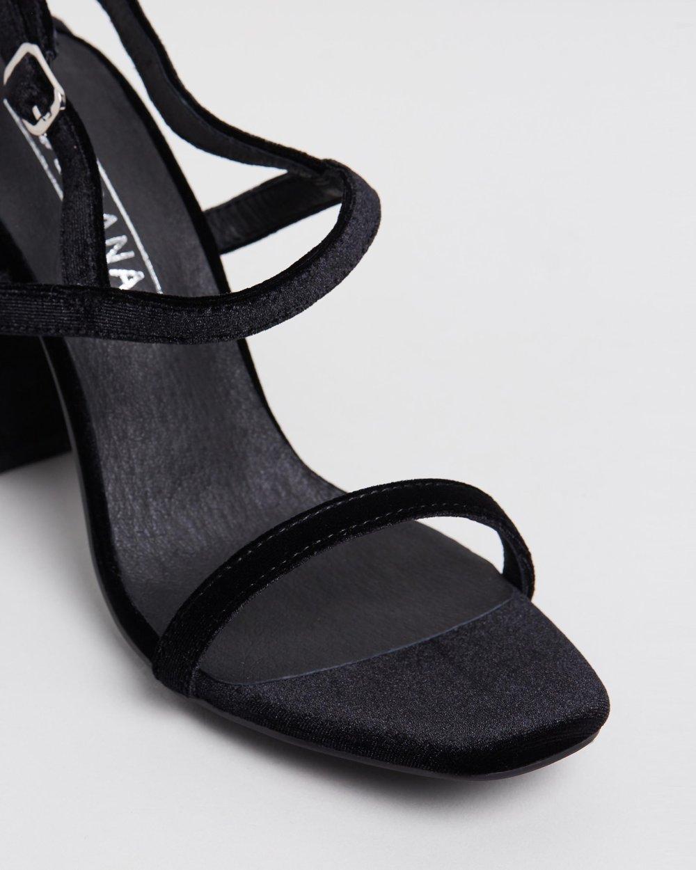 4a5ed88de3c615 Clyde Heels by Sol Sana Online