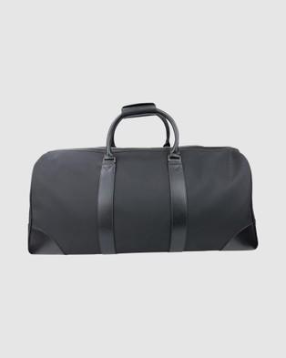 Florsheim Foxwood Overnight Bag - Bags (Black)