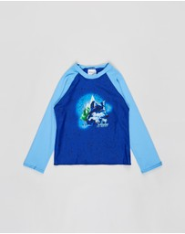 Speedo - Long Sleeve Rash Shirt - Kids
