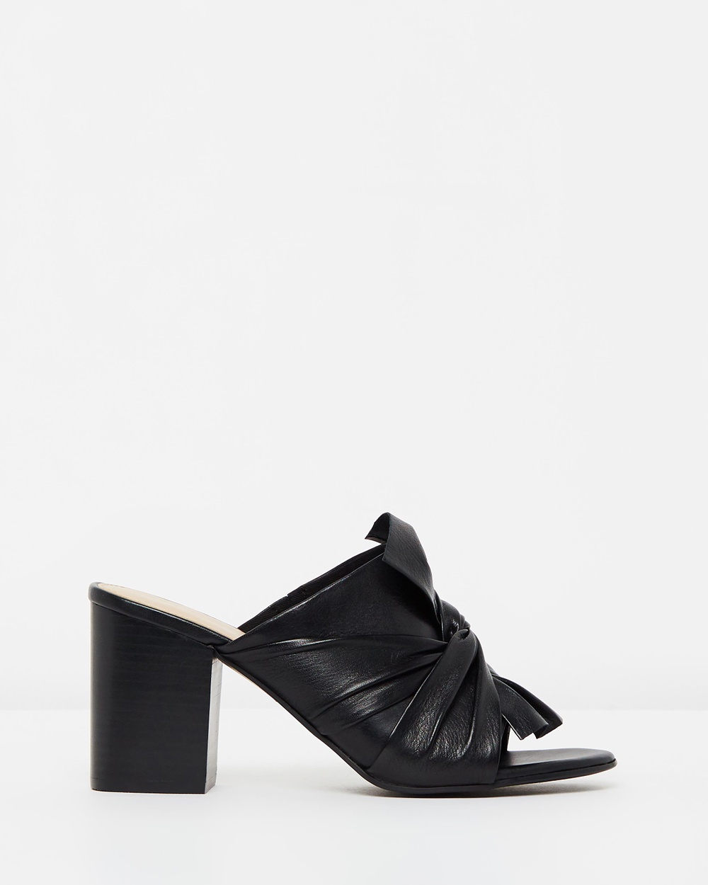 ALDO Kedeide Heels Black Leather Kedeide