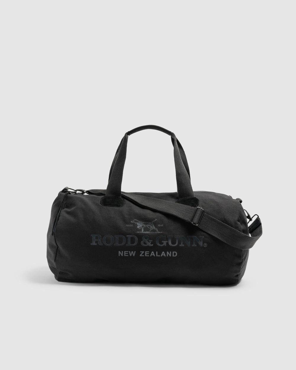 Rodd & Gunn Richmond Road Duffle Bag Bags Onyx