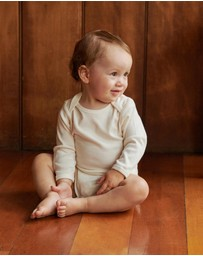 Nature Baby - Long Sleeve Bodysuit - Babies