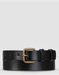 Status Anxiety - Revelry Leather Belt
