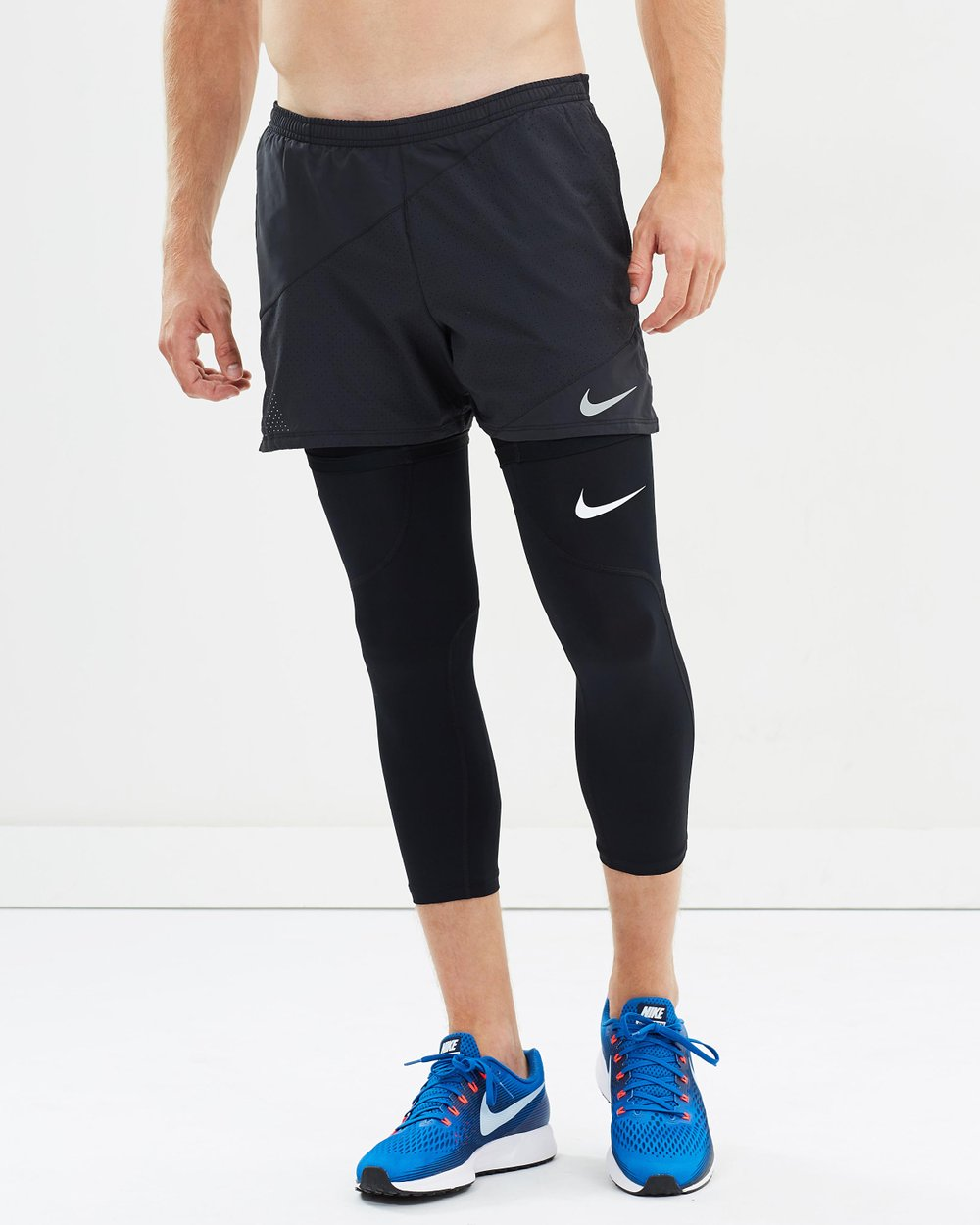 d10eff7e22f6e Men's Nike Pro 3/4 Tights by Nike Online | THE ICONIC | Australia