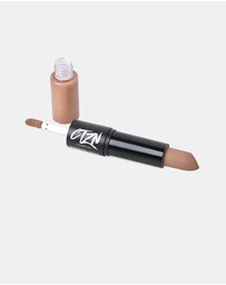 CTZN Cosmetics - Nudiversal Lip Duo Cannes
