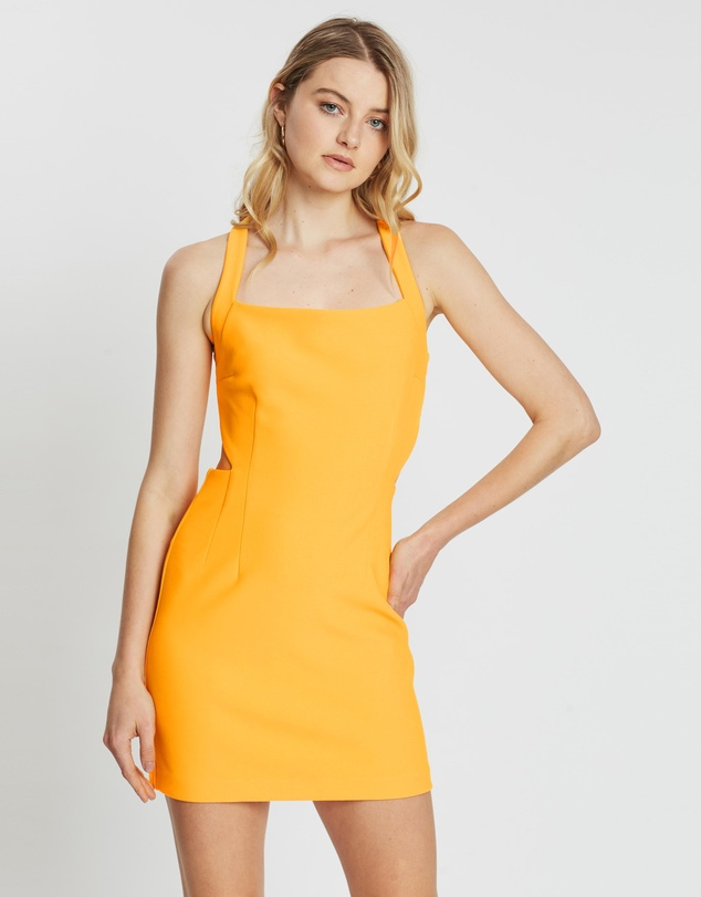 Finders Keepers - Jada Mini Dress