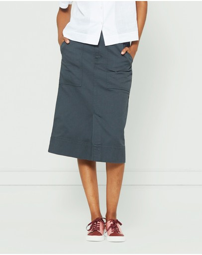 Gorman - Denim Skirt