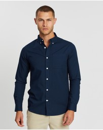Staple Superior Organic - Staple Organic Cotton Oxford Shirt