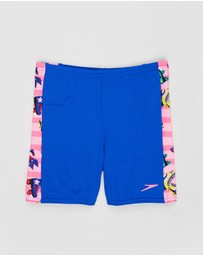 Speedo - Panelled Watergirl Swim Shorts - Kids