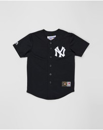 Majestic - Replica Baseball Jersey - Teens