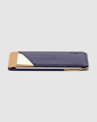 Bellroy Micro Sleeve - Wallets (Navy)
