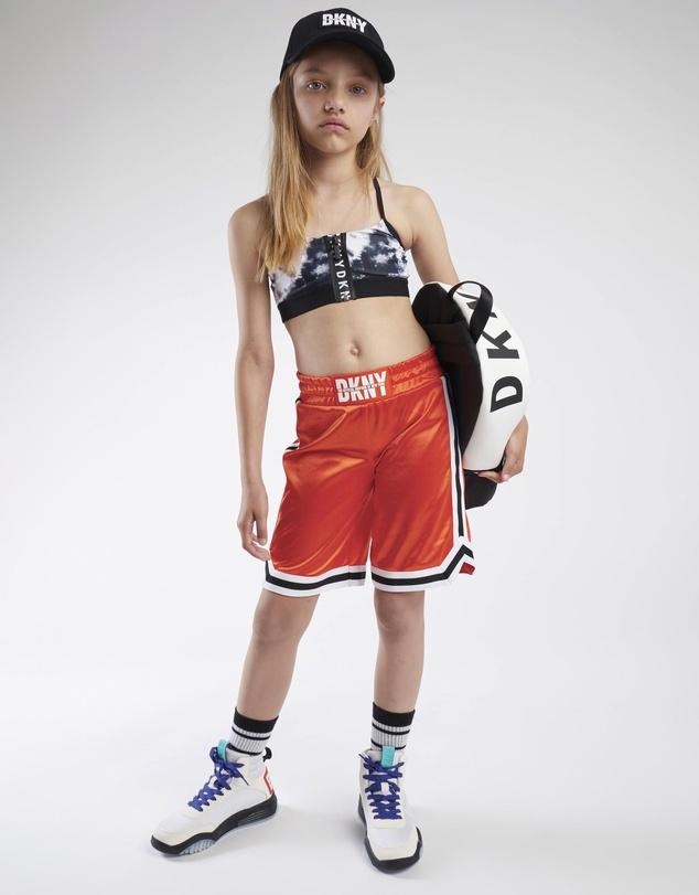 Kids Loose Bermuda Shorts - Teens