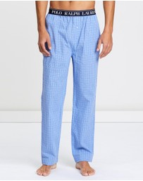 Polo Ralph Lauren - Cotton Pyjama Sleep Pants