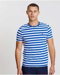 Polo Ralph Lauren - Short Sleeve Custom Slim Fit T-Shirt