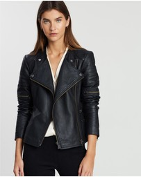 West 14th - Greenwich Street Motor Jacket