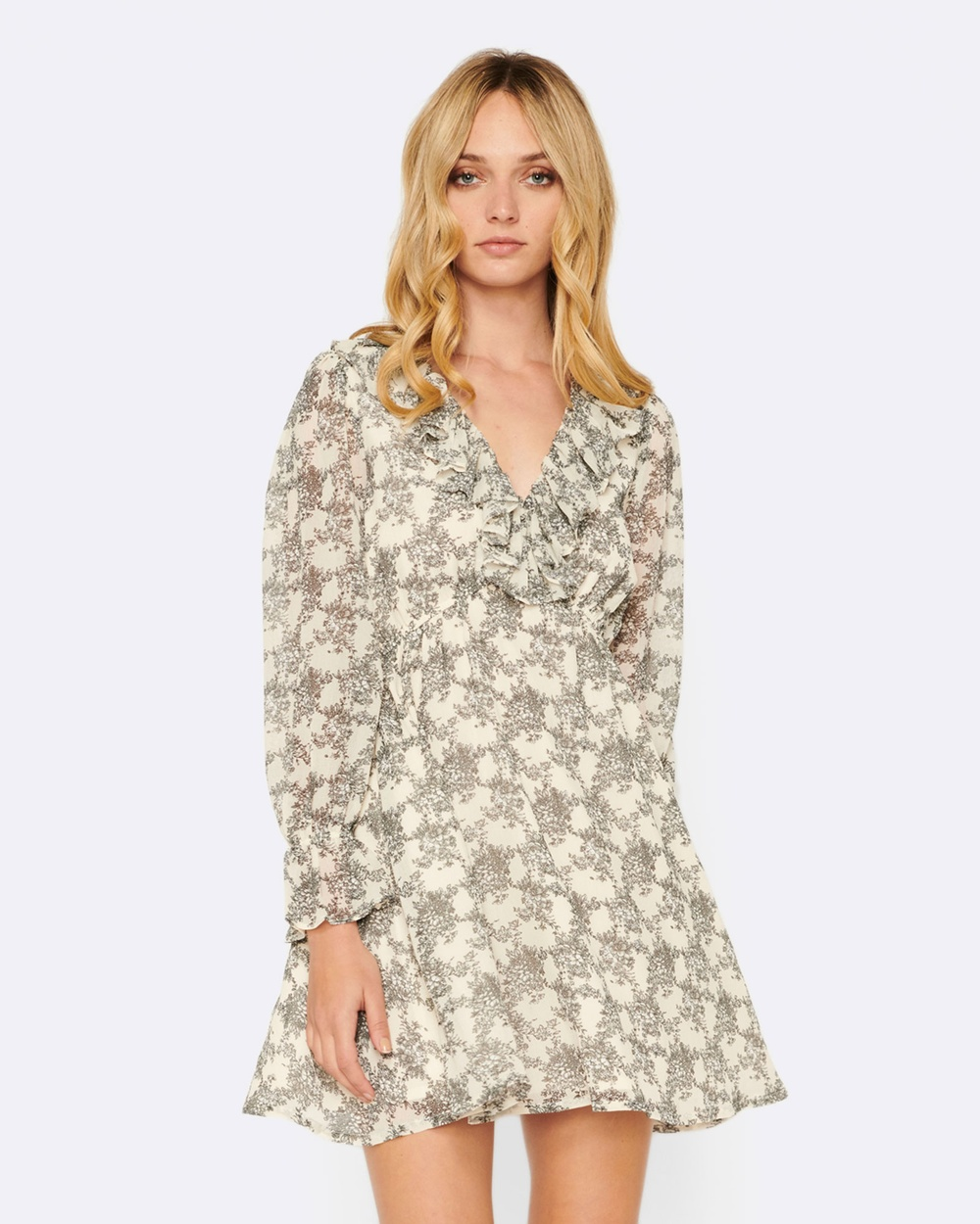 MVN Pippa Mini Dress Dresses Floral Pippa Mini Dress
