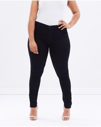 DP Curve - Fly Front Jeggings