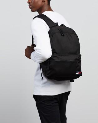 Tommy Hilfiger Tommy Core Backpack - Backpacks (Black)