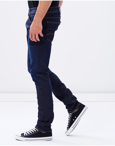 Replay Hyperflex Jondrill Slim Fit Jeans Blue