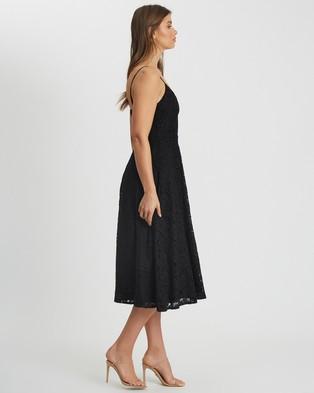 CHANCERY - Bindee Midi Dress - Bridesmaid Dresses (Black) Bindee Midi Dress