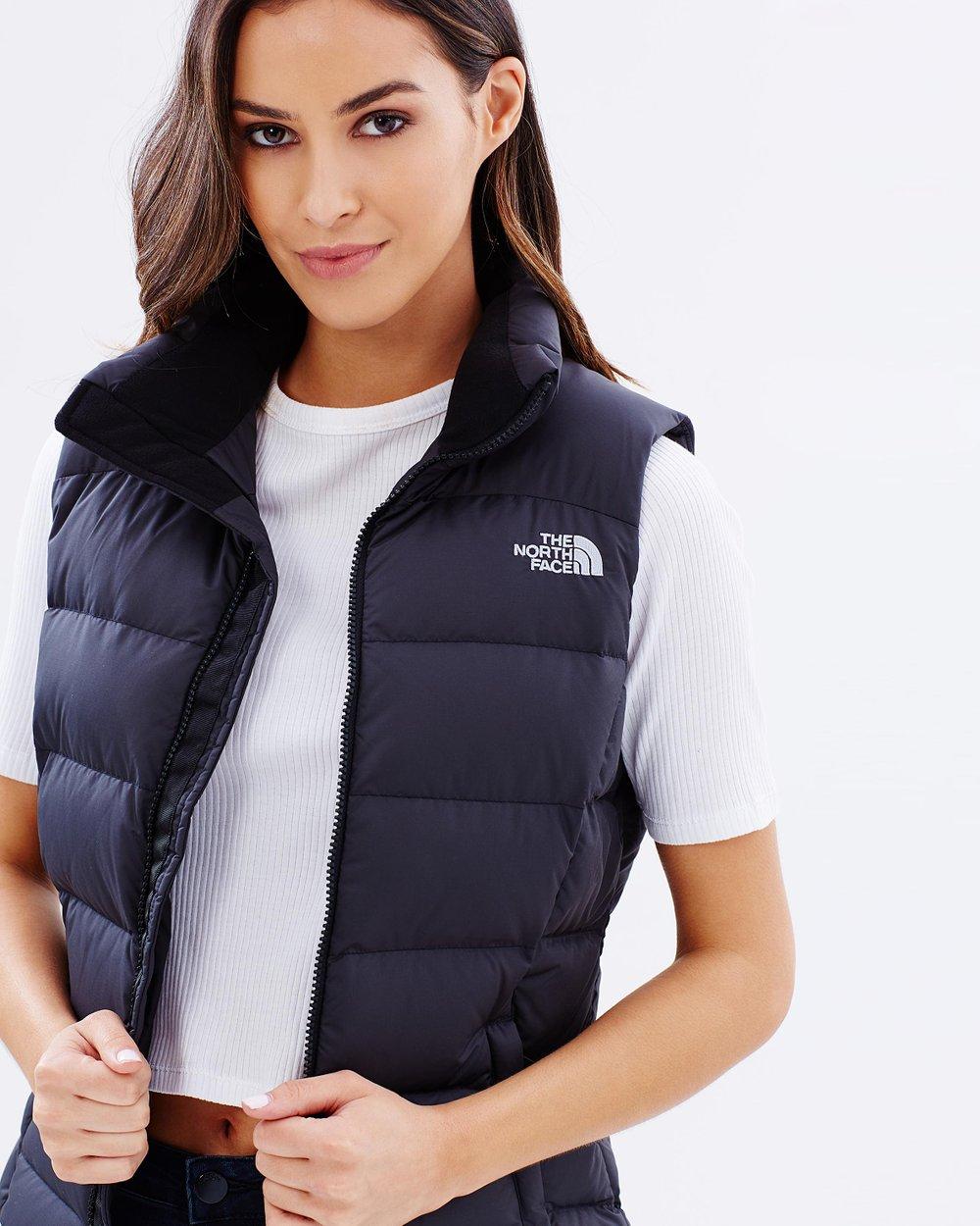 Womens Nuptse 2 Vest by The North Face Online  c9ea0b4e8