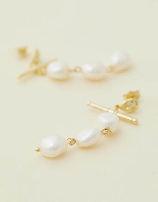 Women Pebble Earrings