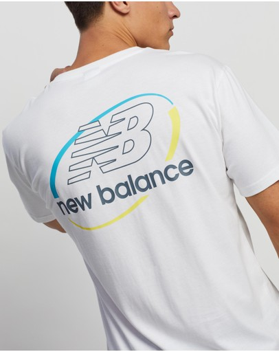 New Balance - NB Athletics Circular Tee