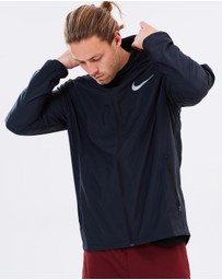 Nike - Men's Nike Essential Hooded Running Jacket
