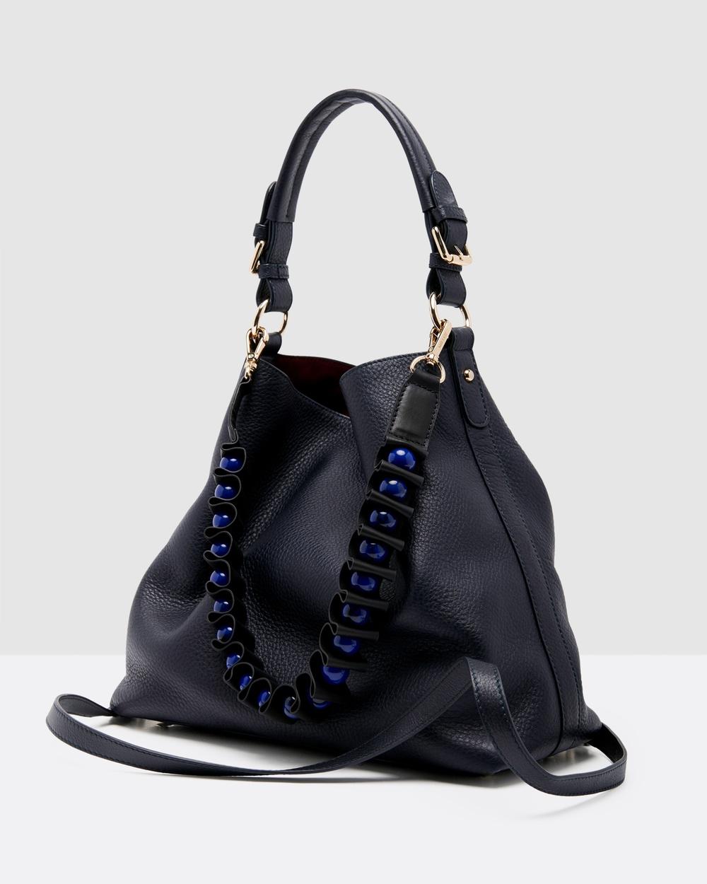 She Lion The Multitasker Tote Handbags Ink