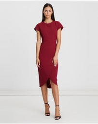Willa - Rivington Darted Neck Dress
