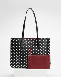 Kate Spade - All Day Lady Dot Large Tote