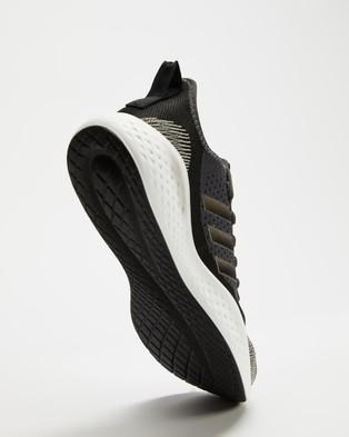 adidas Performance - Fluidflow 2.0 Women's Shoes (Core Black, Champagne Metallic & Grey Six)