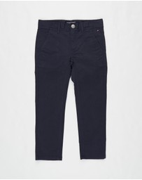 Tommy Hilfiger - Slim Chinos - Kids