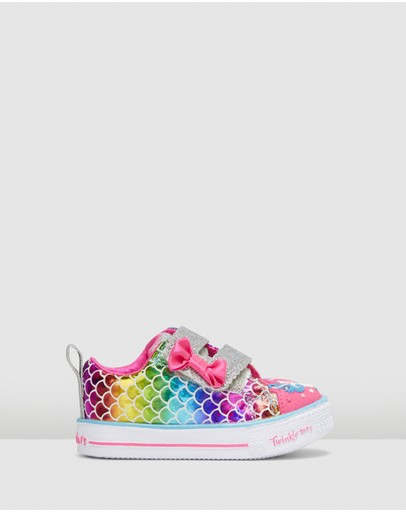 Skechers - Twinkle Toes Shuffles Mermaid Parade Infant