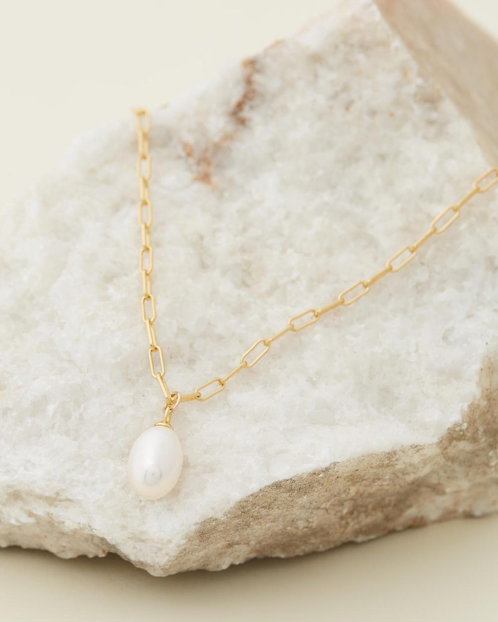 Avant Studio Ella Necklace Jewellery Gold