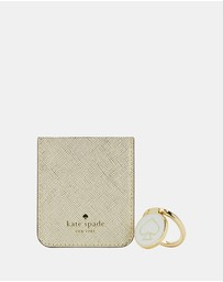 Kate Spade - Gift Set: Sticker Pocket & Stability Ring